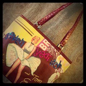 Vintage Marylin Monroe Handbag